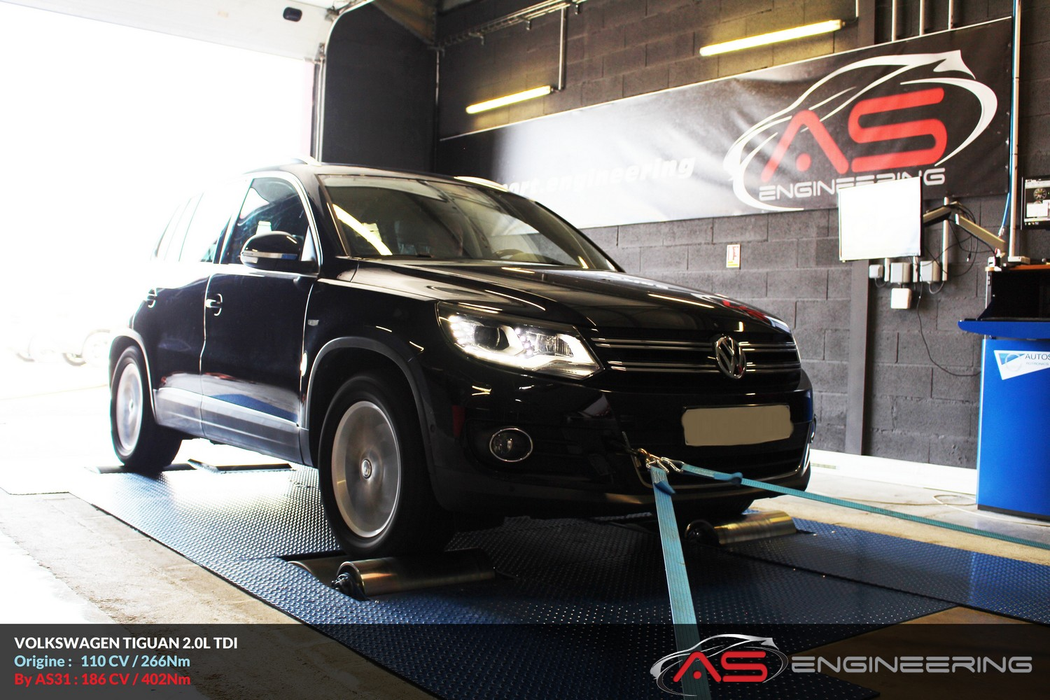 volkswagen tiguan 2 0l tdi as31 reprog moteur proche toulouse. Black Bedroom Furniture Sets. Home Design Ideas