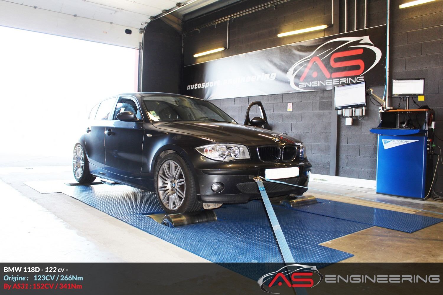bmw 118d as31 reprog moteur proche toulouse. Black Bedroom Furniture Sets. Home Design Ideas